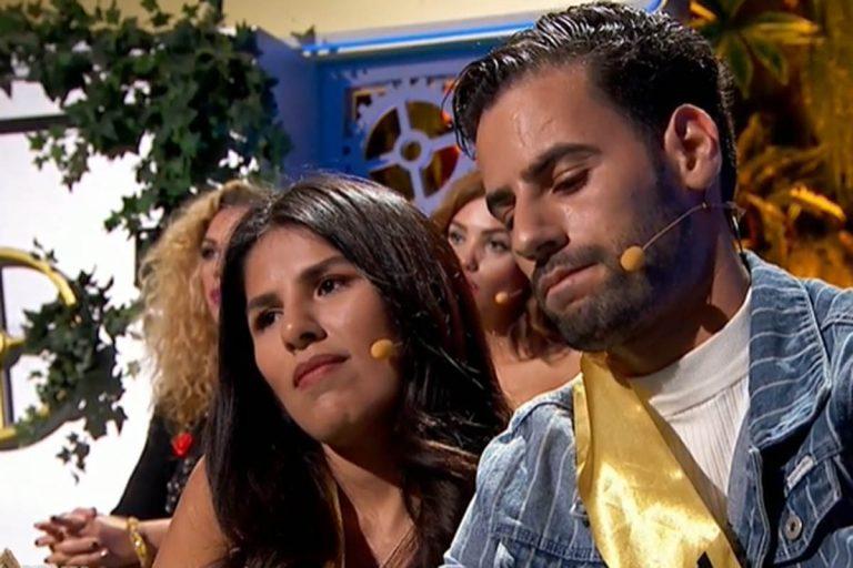 Isa Pantoja da la cara por Asraf Beno mientras Antonio Pavón promete advertir a la «tita Maribel»
