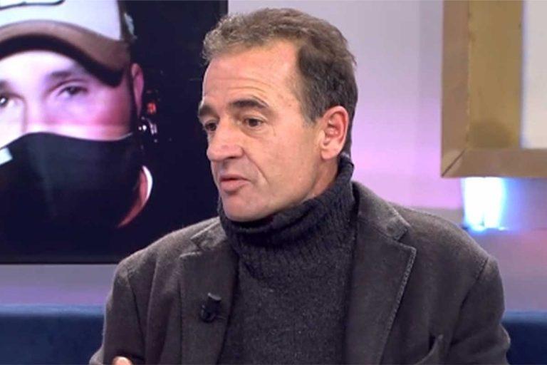Alessandro Lequio llama «paleto» a Kiko Rivera en plena guerra mediática