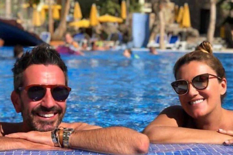 La escapada en pareja de Carlota Corredera y David Valldeperas a «un paradisiaco lugar»