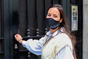 Carolina Monje revela que parte de los beneficios de su firma irán destinados a la Fundación Aless Lequio
