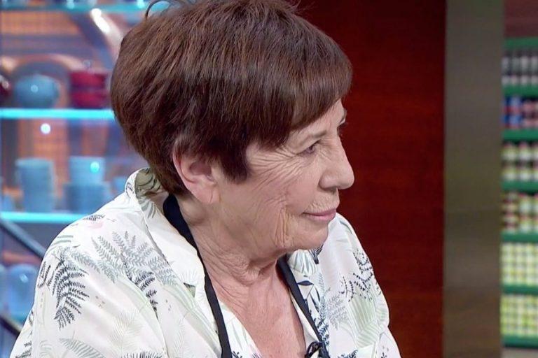 Celia Villalobos, expulsada de 'MasterChef Celebrity 5'