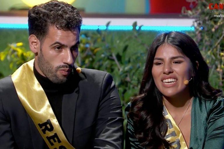 Lo que Chabelita revela a Asraf sobre su madre cuando cree que los micros están apagados
