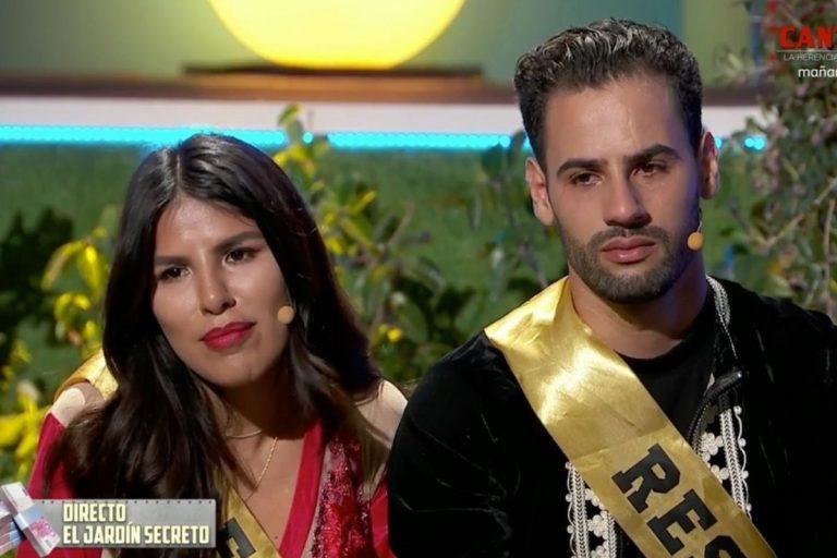El ataque de celos de Asraf Beno con Chabelita Pantoja por culpa de Efrén Reyero