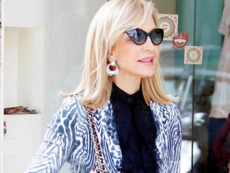 Si Carmen Lomana las lleva, tú también: 6 blazers de estampado animal con las que triunfar