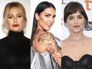 Cobrizo, rubio y moreno: Blanca Suárez, Lorena Castell y Dakota Johnson sorprenden con sus cambios de look