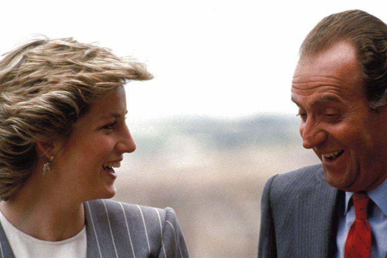 El sorprendente motivo por el que el Rey Juan Carlos le regaló 45.000 dólares a Lady Di