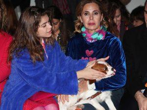 """Cósima Ramírez habla de la muerte de su """"complicado"""" perro, Pedro J."""