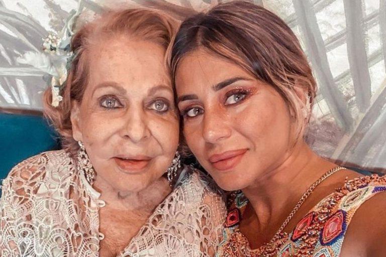 Elena Tablada denuncia el trato «inhumano» que recibió su abuela antes de morir