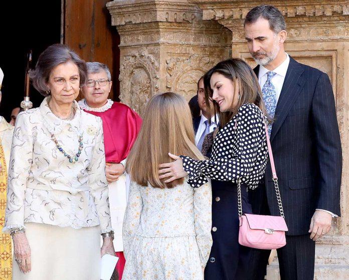 Letizia Sofía Felipe