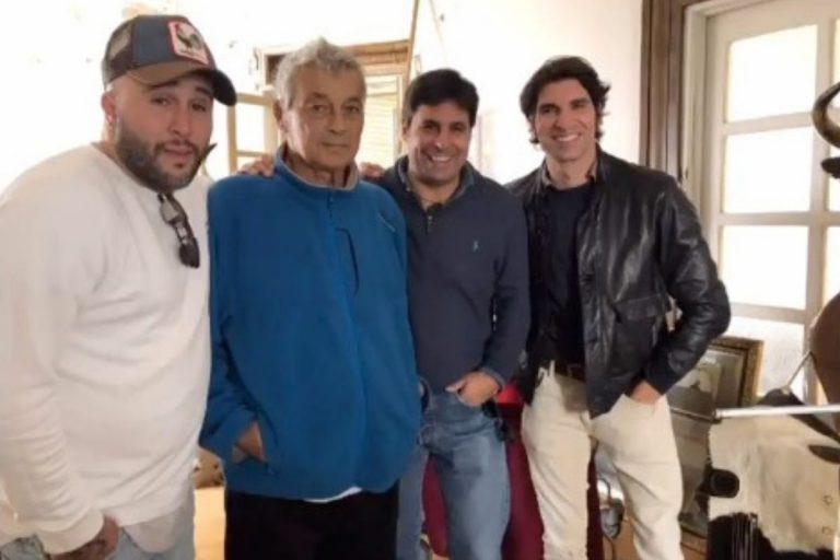 Kiko Rivera, tras su histórico encuentro con el clan Rivera: «Día inolvidable»
