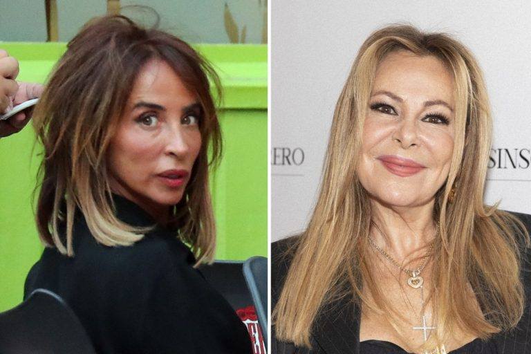 María Patiño y su extraña conexión con Ana Obregón tras la muerte de Aless