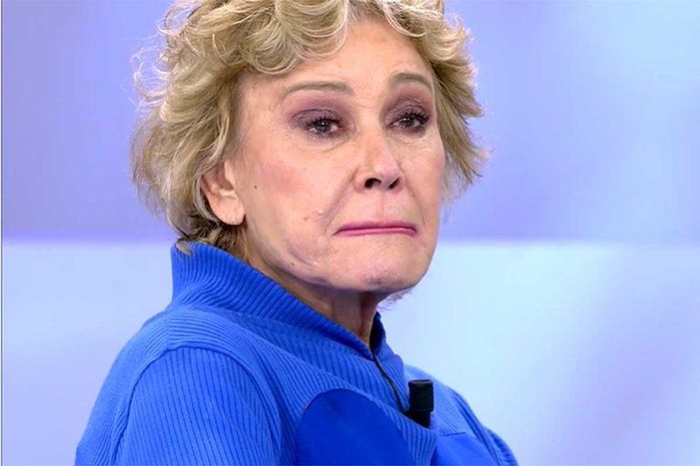 Mila Ximénez se rompe al hablar de Ana Obregón: «Cuando te dan un palo así, no estás preparada para recomponerte»