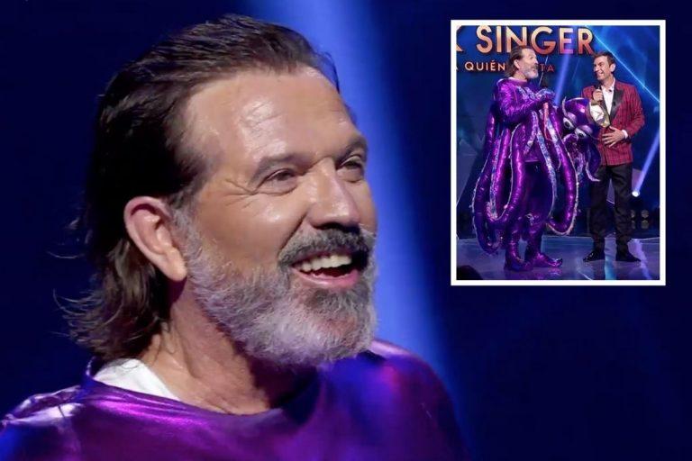 Pepe Navarro, la nueva gran sorpresa (y desenmascarado) de 'Mask Singer'