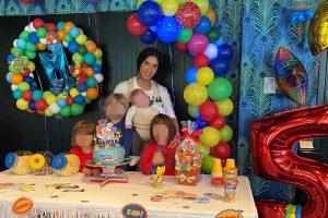 Pilar Rubio celebra el quinto cumpleaños de su hijo Marco con la ausencia de Sergio Ramos