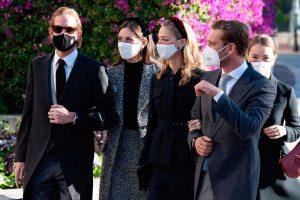 Los jóvenes Grimaldi brillan en el Día Nacional de Mónaco más extraño