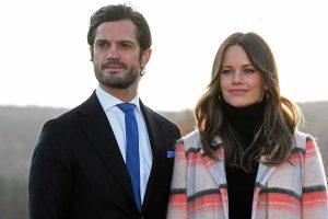 Carlos Felipe y Sofía de Suecia, confinados por su positivo en coronavirus: los últimos de una larga lista de afectados de la realeza