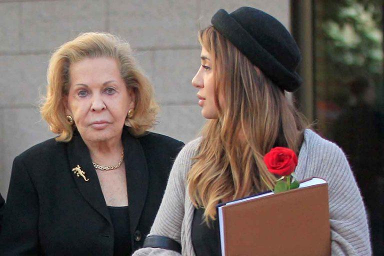 La emotiva y especial despedida de Elena Tablada a su abuela tras su muerte