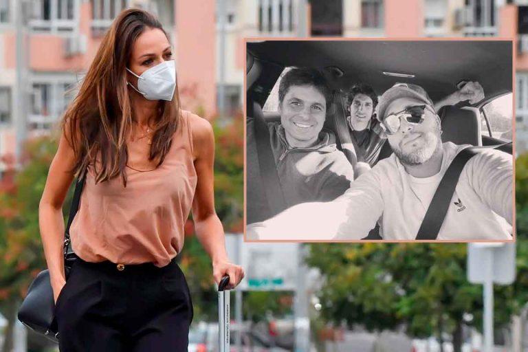 El mensaje de apoyo de Eva González a los hermanos Rivera en mitad de la polémica