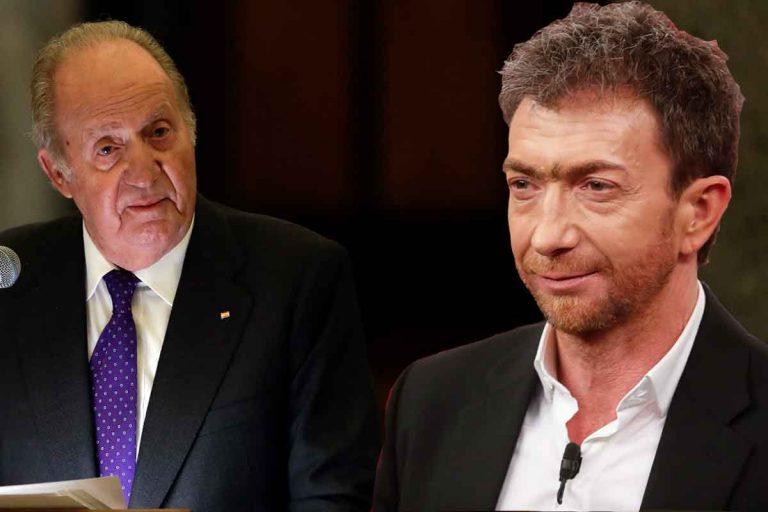 El curioso vínculo que une a Pablo Motos y el Rey Juan Carlos