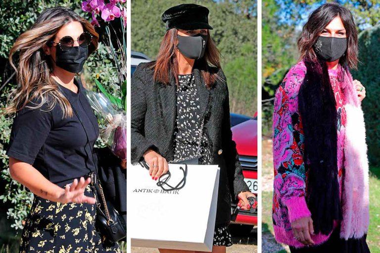 Paula Echevarría, Nuria Roca, Raquel Perera… juntas de fiesta, ¿se saltan las restricciones?