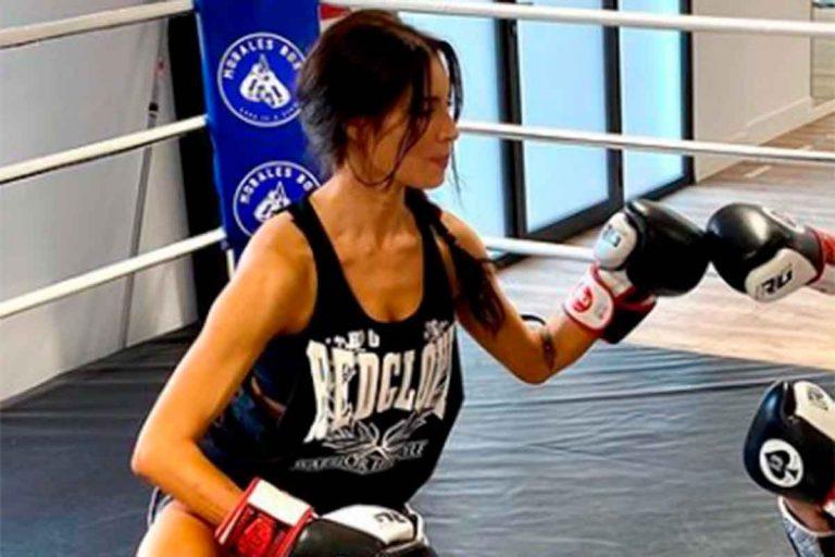 El nuevo reto al que se enfrenta Pilar Rubio: se examina de kick boxing