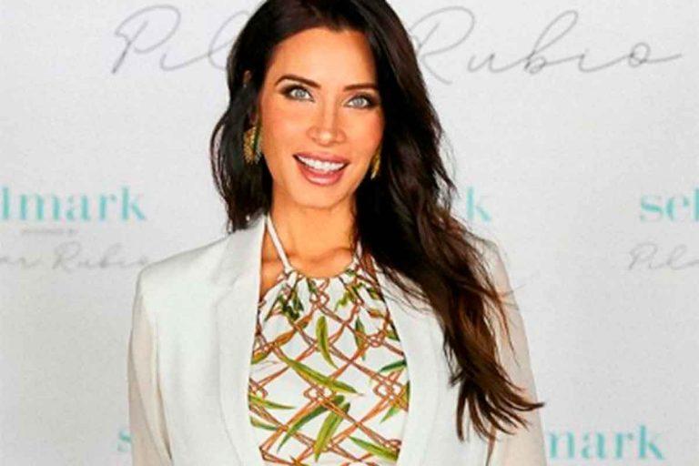 El increíble cambio de 'look' de Pilar Rubio en 'El Hormiguero': ¡Con el pelo blanco!
