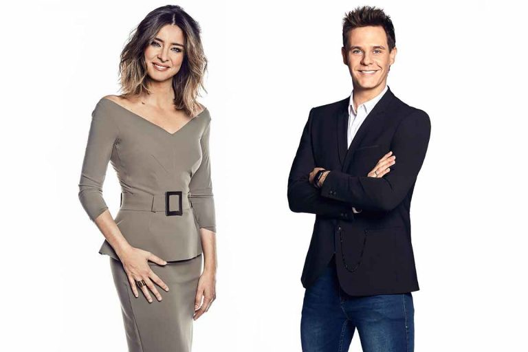 Sandra Barneda y Christian Gálvez darán las Campanadas en Telecinco