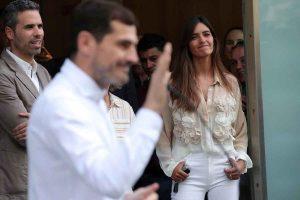 La cariñosa felicitación de Sara Carbonero a Iker Casillas en su 40 cumpleaños