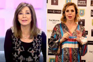Ana Rosa Quintana y Ágatha Ruiz de la Prada apoyan a la Asociación Mensajeros de la Paz del Padre Ángel