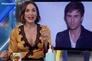 Tamara Falcó revela la divertida reacción de Enrique Iglesias al ver a Sabrina en televisión