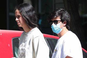 La policía acude a una fiesta en Madrid y allí estaban Victoria Federica y su novio