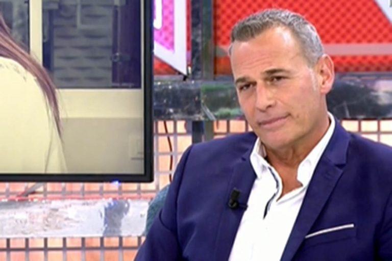 Carlos Lozano, destrozado tras la repentina muerte de su hermana