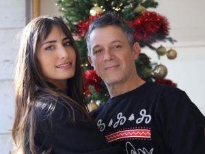 Rachel Valdés, la novia de Alejandro Sanz, comparte fotos inéditas y responde a las preguntas más íntimas