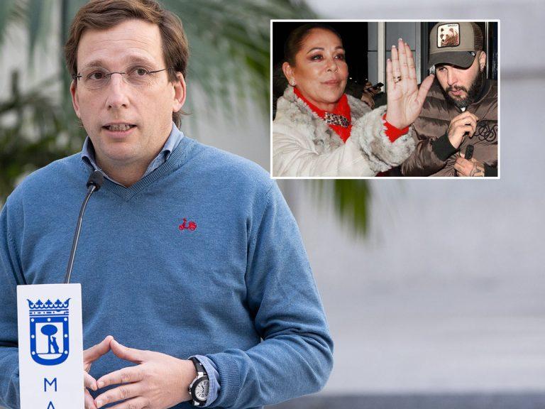 José Luis Martínez-Almeida vuelve a mojarse sobre el conflicto entre Isabel Pantoja y su hijo, Kiko Rivera