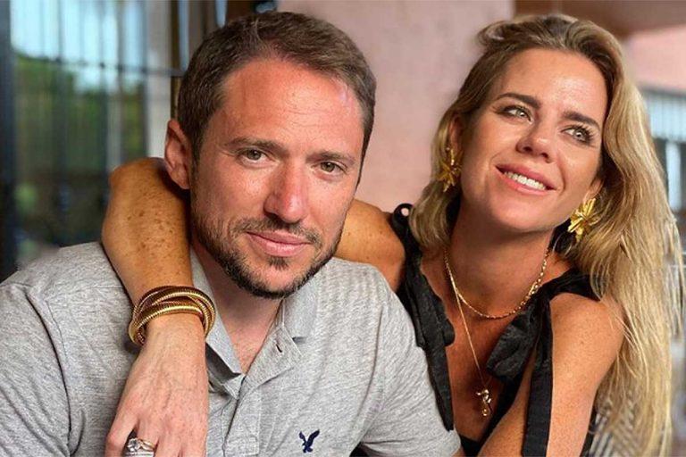 Amelia Bono y Manuel Martos celebran su aniversario con unos bonitos recuerdos