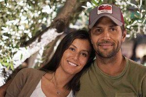 Ana Boyer enseña el tierno momento de Fernando Verdasco y su hijo Miguel en un paseo