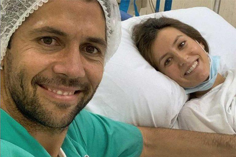 Ana Boyer da a luz a su segundo hijo con Fernando Verdasco y convierte de nuevo a Isabel Preysler en abuela