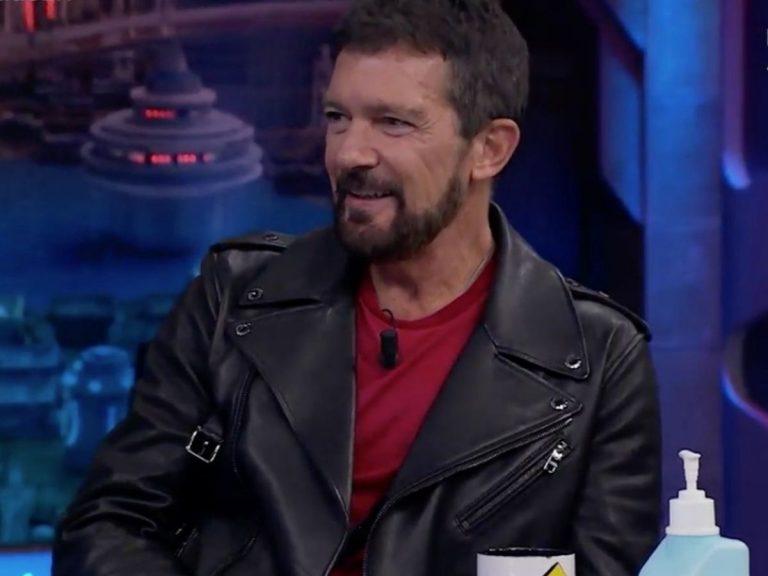 Antonio Banderas habla del «yuyu» que vivió en su experiencia paranormal