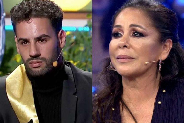Asraf Beno no irá a Cantora por Navidad: «Se me cae la cara de vergüenza»