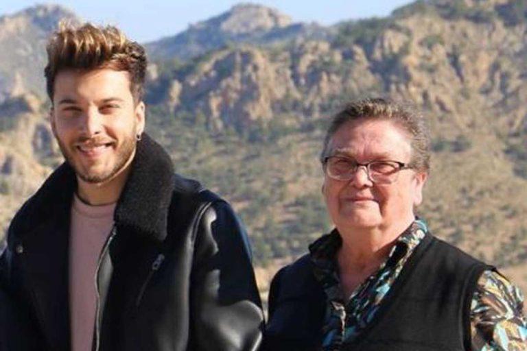 Muere la abuela de Blas Cantó tras morir su padre: «Maldito covid»