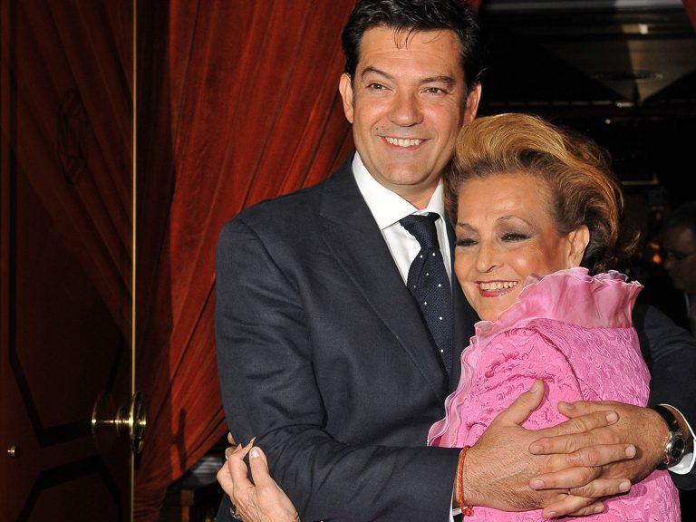 El estado de salud de Carmen Sevilla, detallado por su hijo, Augusto Algueró