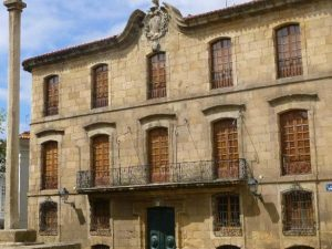 Casa Cornide, la otra mansión que los Franco podrían perder, foto a foto