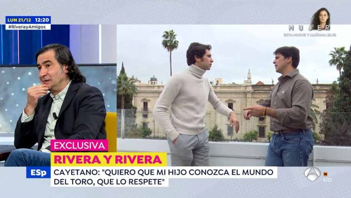 Cayetano Rivera Francisco Rivera