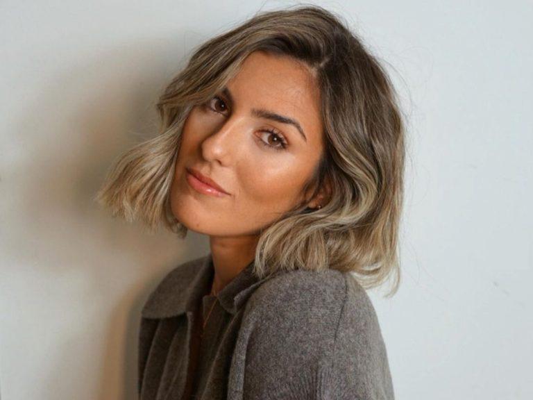 Anna Ferrer nos enseña cómo hacer su peinado estrella: ¡las ondas desenfadadas!