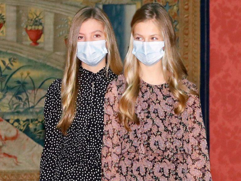 Los looks por los que la princesa Leonor y la infanta Sofía se han convertido en iconos de estilo en Italia