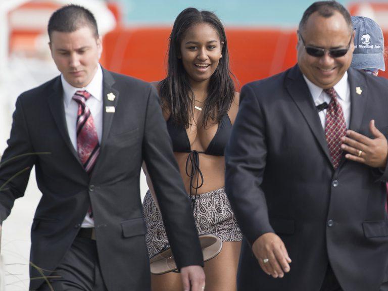 Eliminan el polémico vídeo de la hija de Obama y sus amigos: ¡pero lo tenemos!