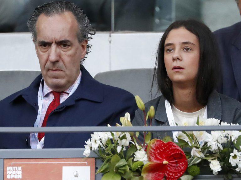 El monumental cabreo de Jaime de Marichalar al ser preguntado por las infracciones de su hija, Victoria Federica