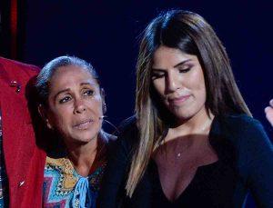 """Chabelita Pantoja califica como """"desagradable"""" el último gesto de su madre, Isabel Pantoja, con su tío Agustín"""