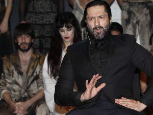 Rafael Amargo, sereno, habla sobre los ex que se sientan en un plató a hablar de él