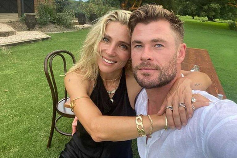 Elsa Pataky y Chris Hemsworth: rumores de crisis tras diez años de matrimonio